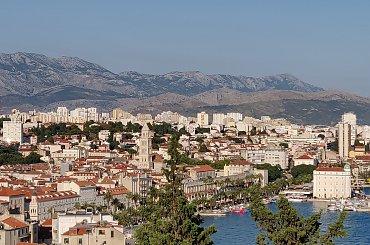2021 Split - nie tylko pałac Dioklecjana